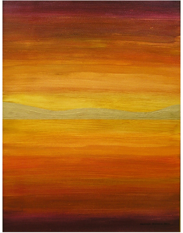 Light on the Horizon by Heather Bowring