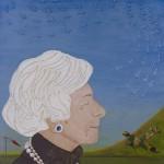 SPITFIRE SISTERS  Portrait Mary Ellis